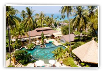 Hotel Karona Resort 3* - spiaggia di Karon