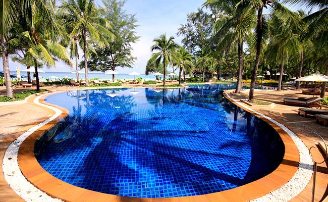 Hotel Kata Thani 5* - spiaggia di Kata