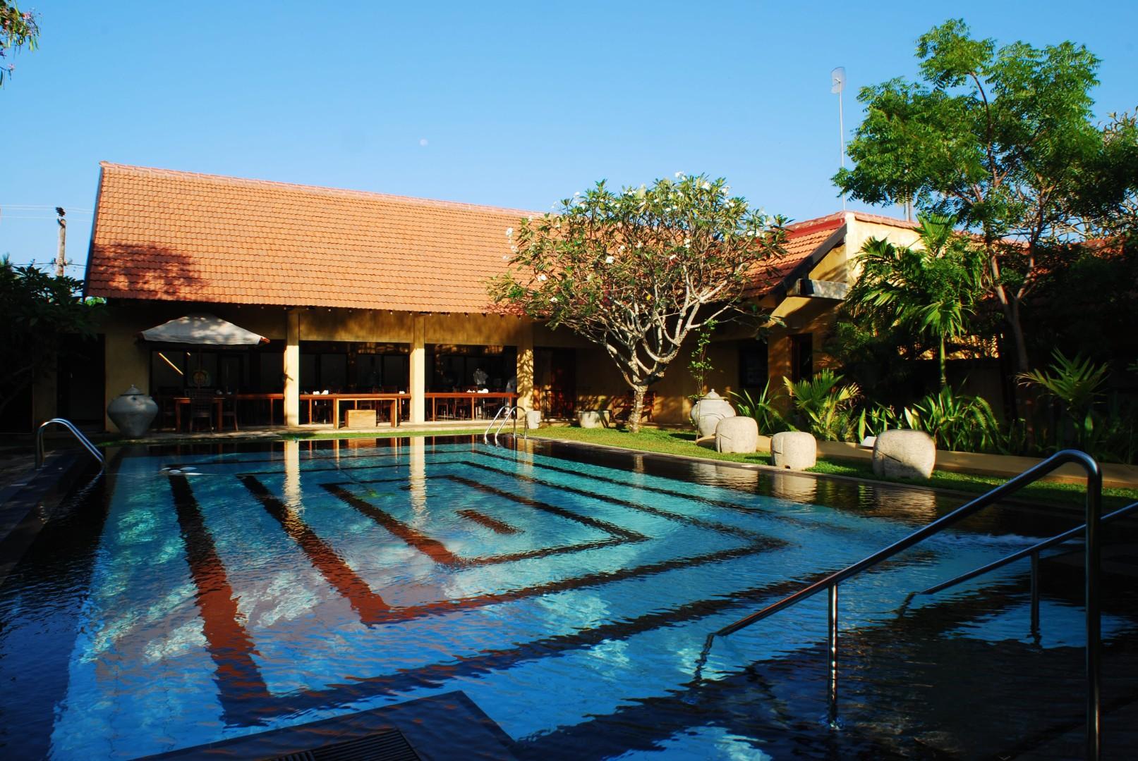 Jetwing Ayurveda Pavilions località Negombo