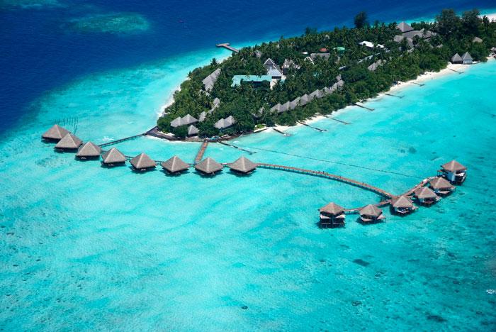 Adaaran Club Rannalhi Resort - Male Sud