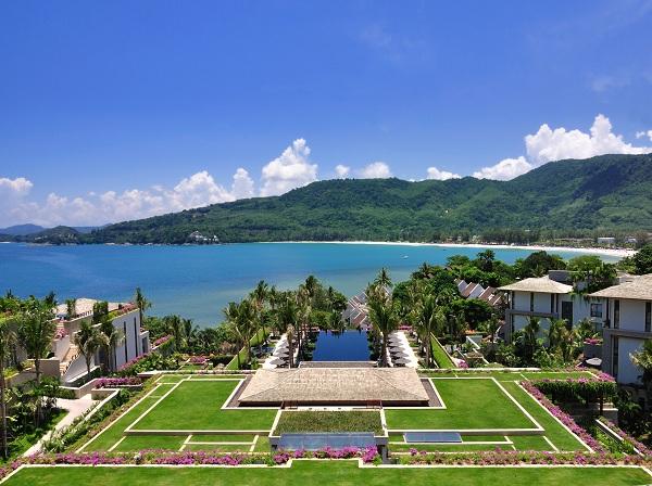 Andara Resort & Villas 5*lux - spiaggia di Kamala