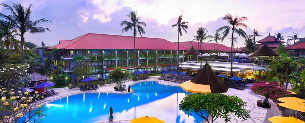 Bali Dynasty Hotel 4*