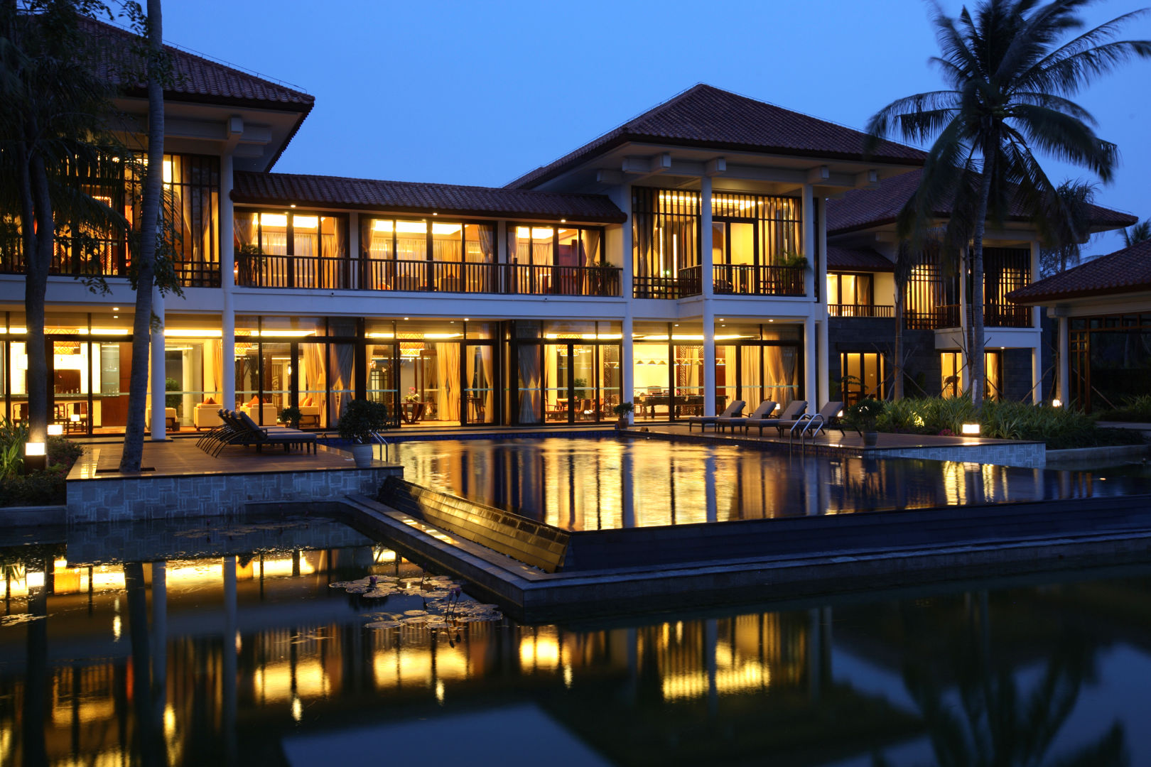Banyan Tree Sanya Resort 5* lux - Luhuitou Bay