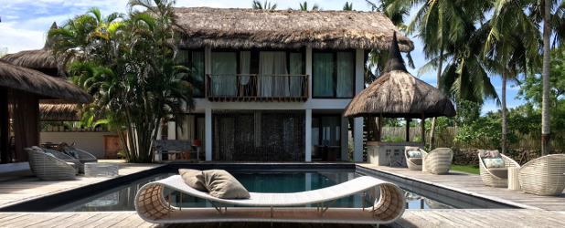 The Ananyana Beach Resort 4* sup