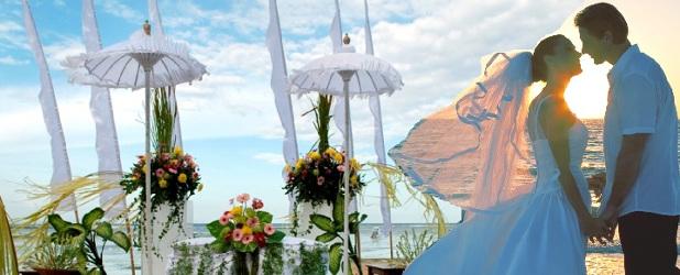 Celebra a Bali, l'isola degli Dei, Il tuo matrimonio con rito Balinese