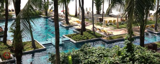Centara Grand Beach Resort 5* - spiaggia di Chaweng