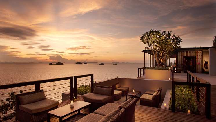 Conrad Samui Resort & SPA 5*lux