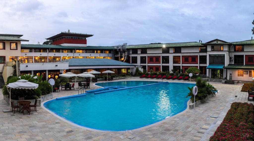 De l'Annapurna Hotel 4* sup