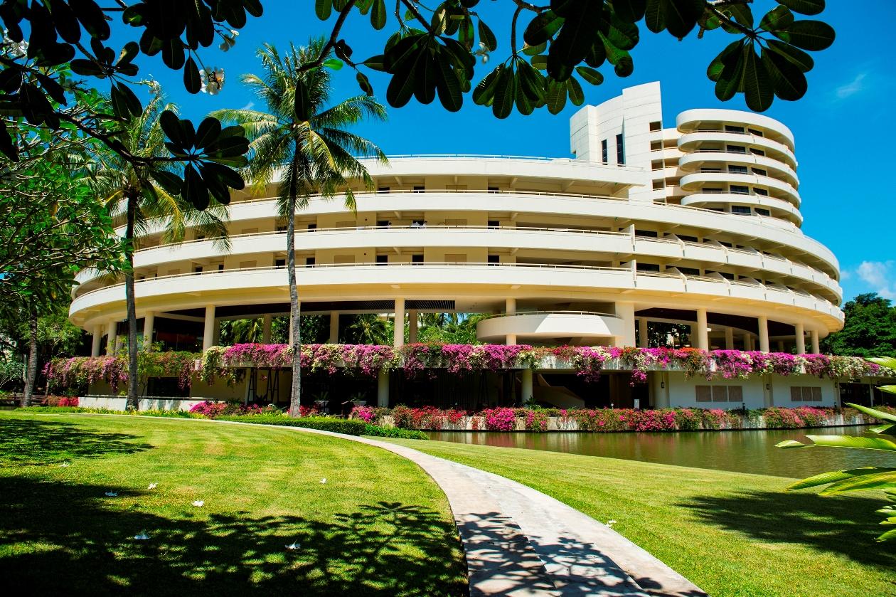 Hotel Arcadia Hilton 5* - spiaggia di Karon