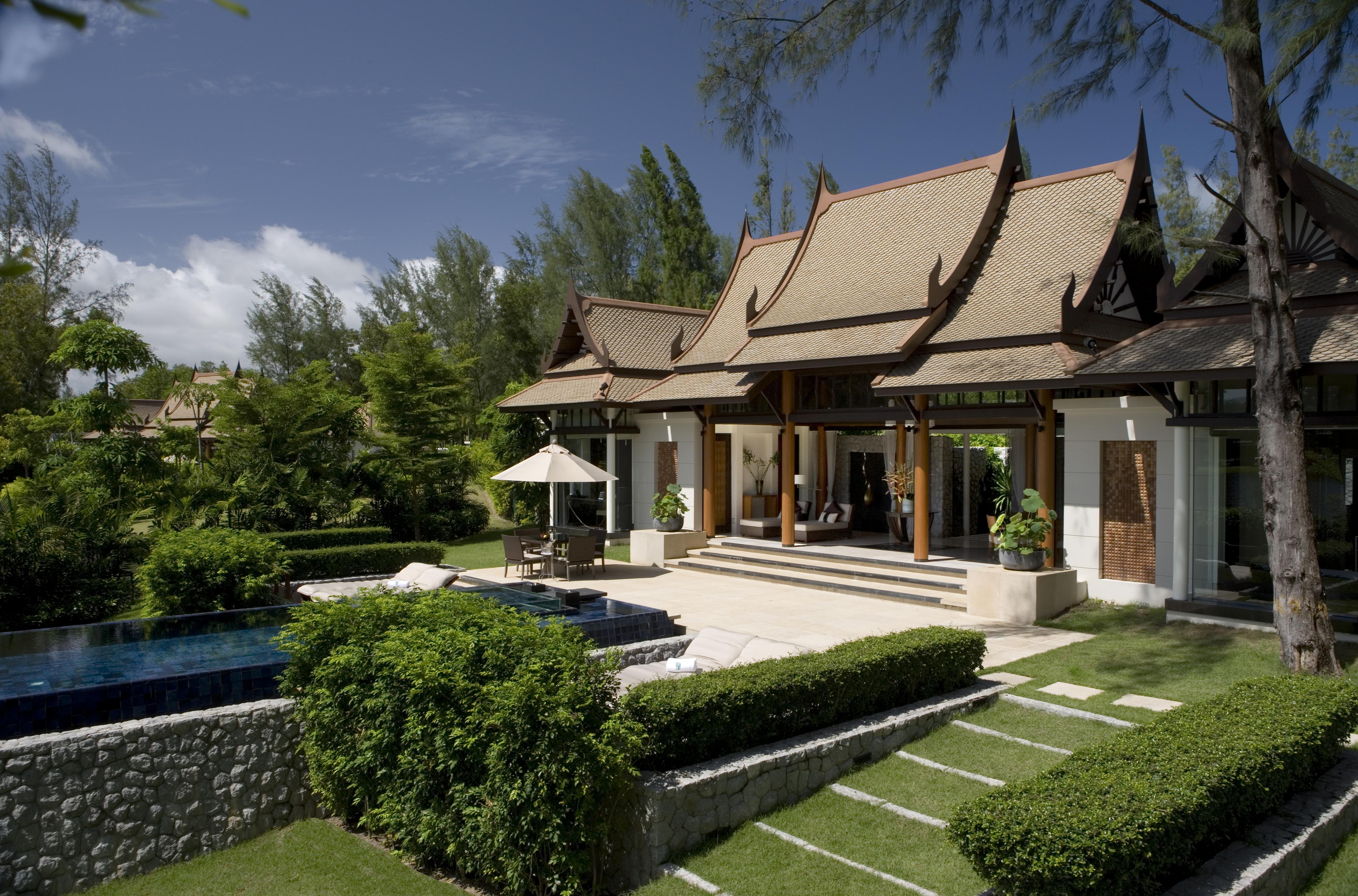 Hotel Banyan Tree 5* - spiaggia di Bang Tao