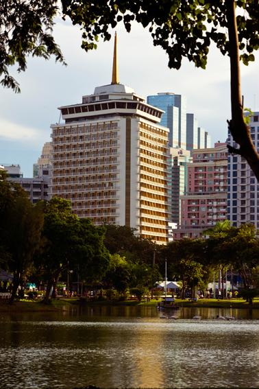Hotel Dusit Thani 5*
