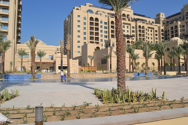 Hotel Fairmont The Palm Jumeirah 5*