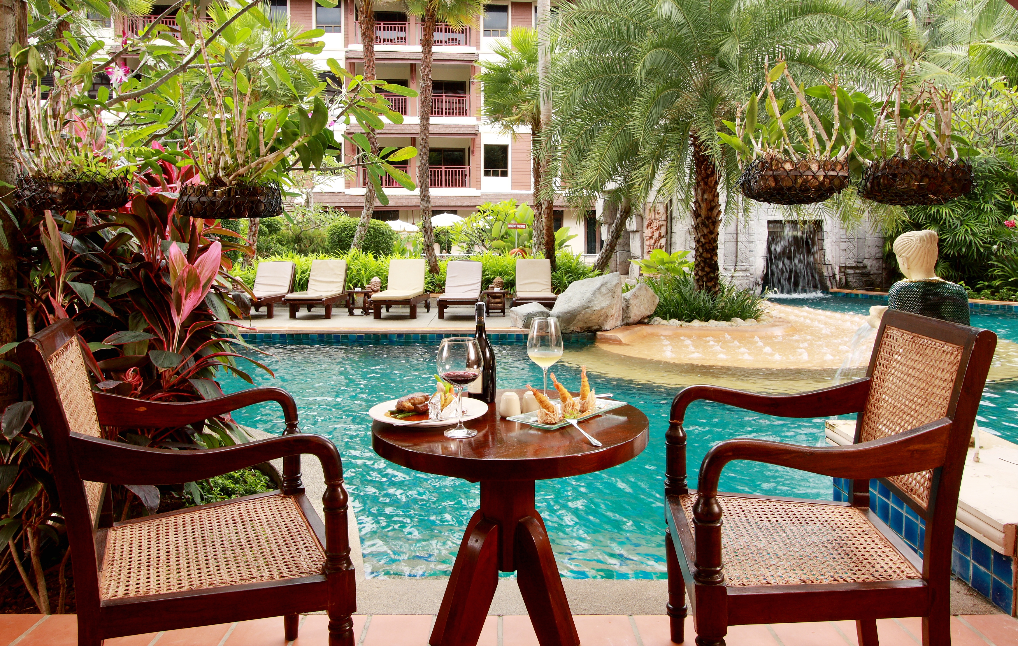 Hotel Kata Palm 3*superior - spiaggia di Kata