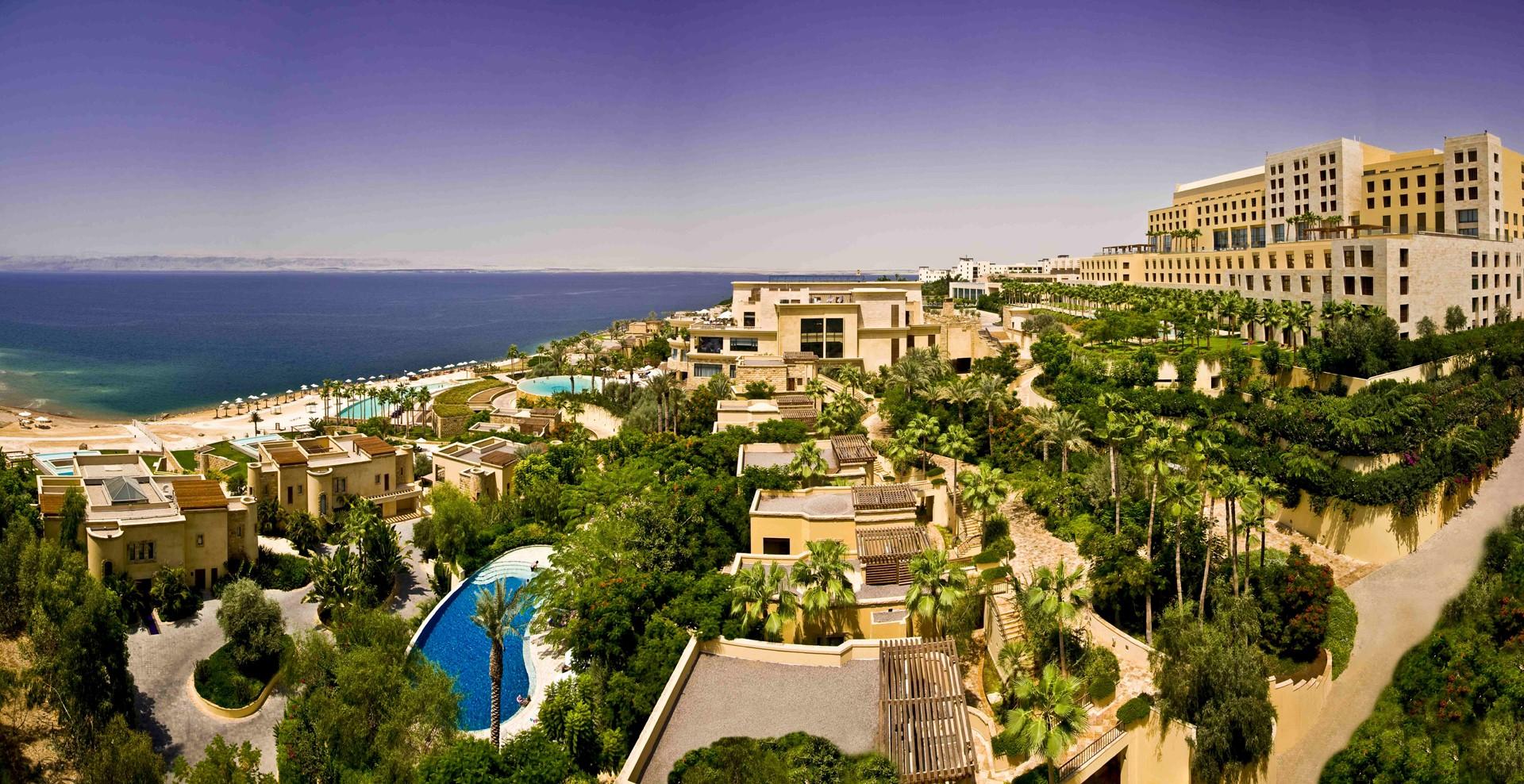 Hotel Kempinsky Ishtar 5* - Mar Morto