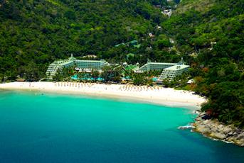 Hotel Le Meridien 5* - spiaggia di Karon