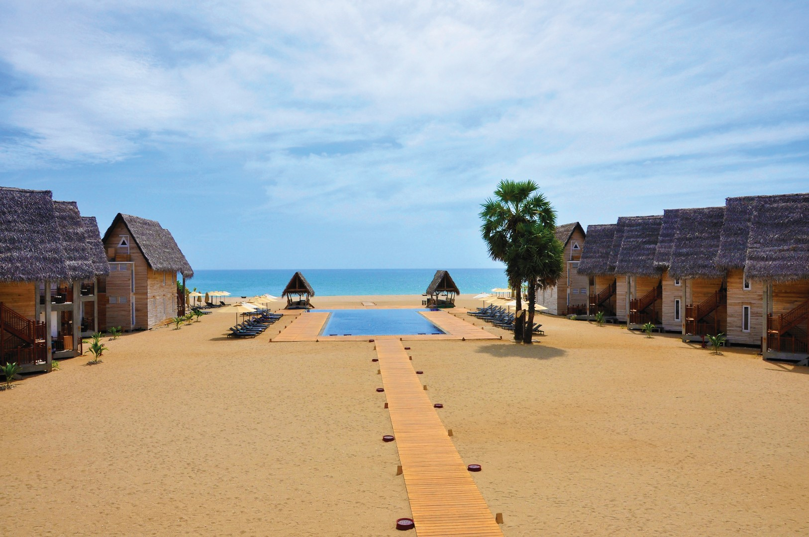 Hotel Maalu Maalu Resort 4* località Trincomalee