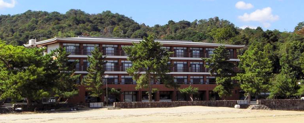 Hotel Miyajima Seaside