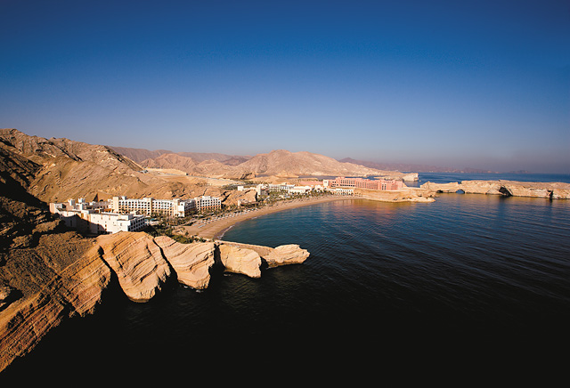 Hotel Shangri-La Barr Al Jissah Resort & Spa 5*