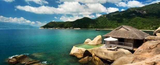 Hotel Six Senses Ninh Van Bay 5* lusso