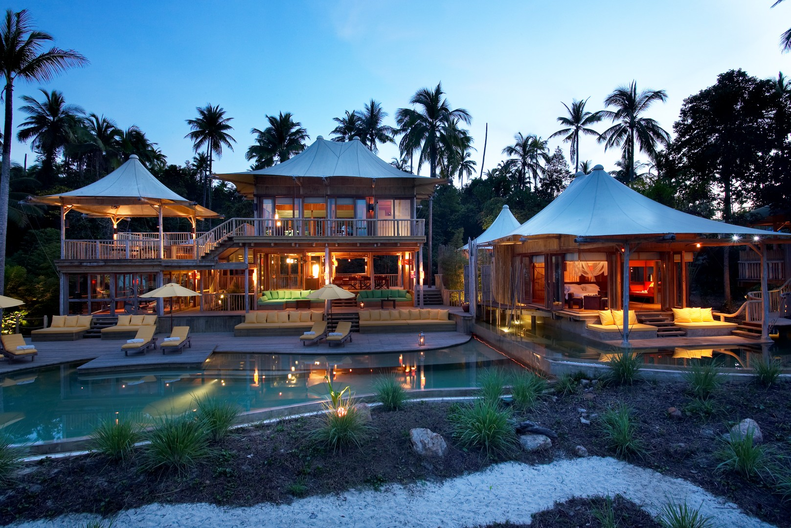 Hotel Soneva Kiri by Six Senses 5* super lusso