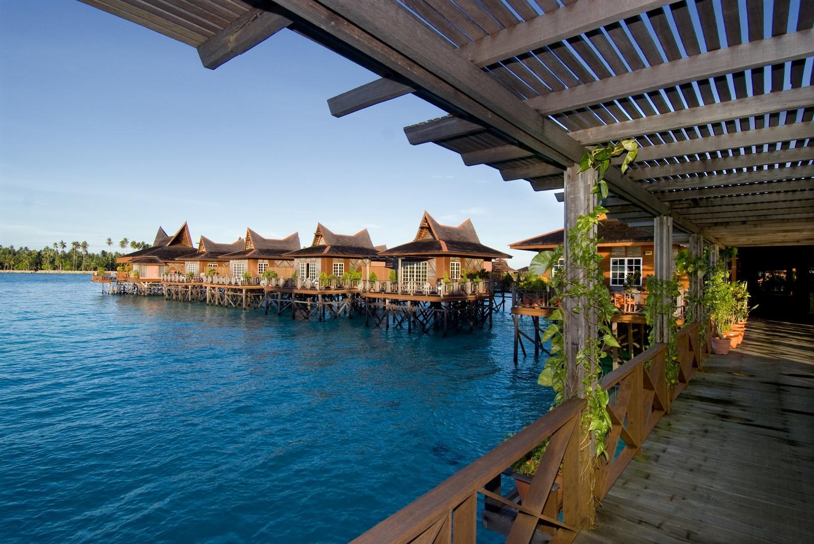 Mabul Water Bungalows Dive Resort 5* Luxury resort & Spa