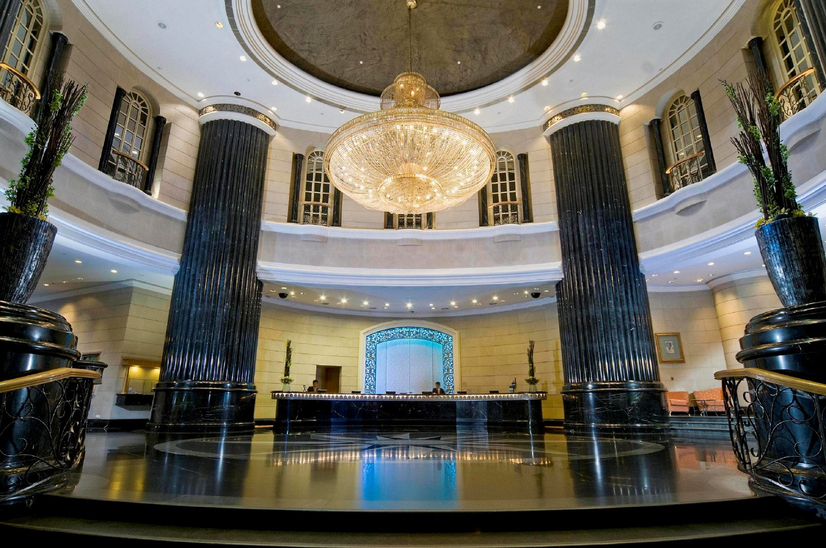 Marriot Reinassance West Wing hotel 5*