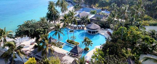 Melati Beach Resort & Spa 5* - spiaggia di Bophut - Thongson Bay
