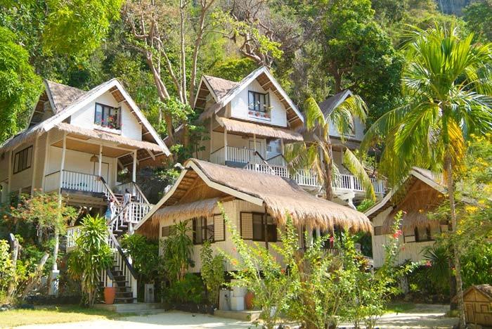 Palawan El Nido Resort Miniloc Island 3*sup