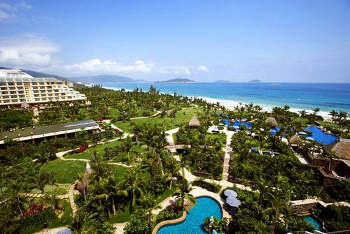 Sanya Sheraton Resort 5* - Yalong Bay