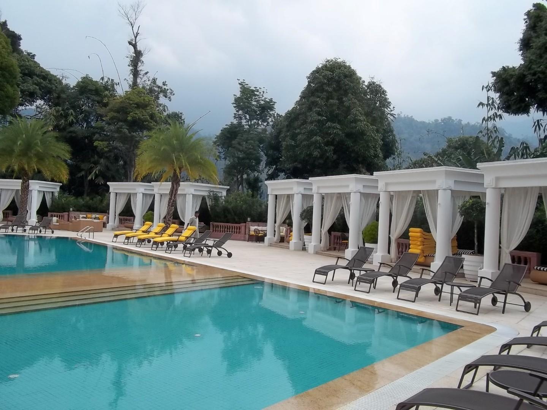Soggiorno benessere a Berjaya Hill: Hotel The Chateau spa ed organic resort