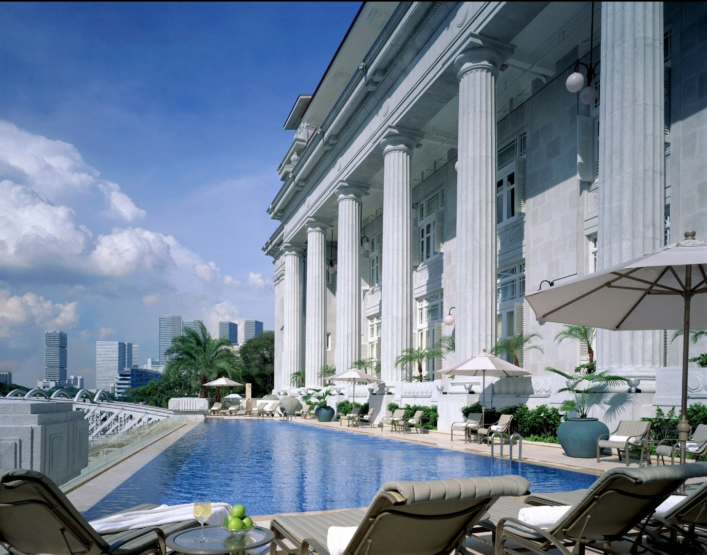 The Fullerton Hotel 5* lux