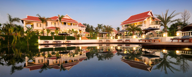 The Luang Say Residence 5* - Small luxury Hotels