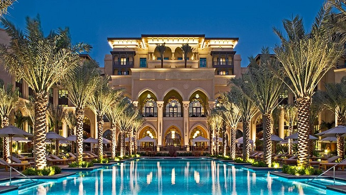 The Palace Downtown Dubai Hotel 5 *