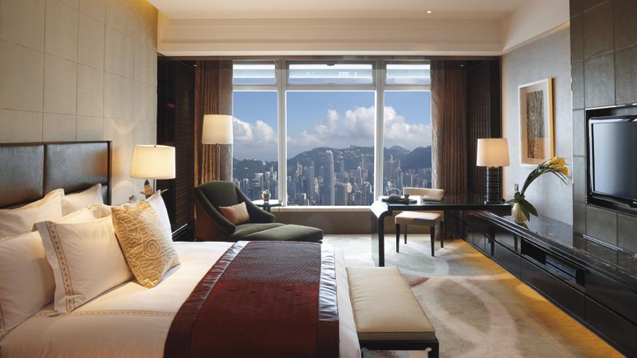The Ritz Carlton hotel 5* lusso - Kowloon