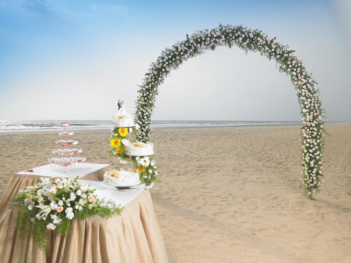 The Zuri White Sands, Goa Resort & Casino 5*