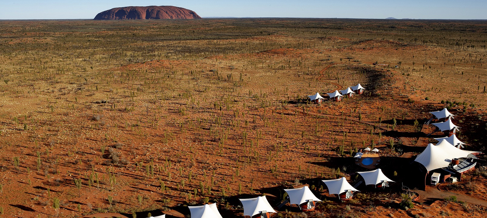 Uluru Longitude 131°