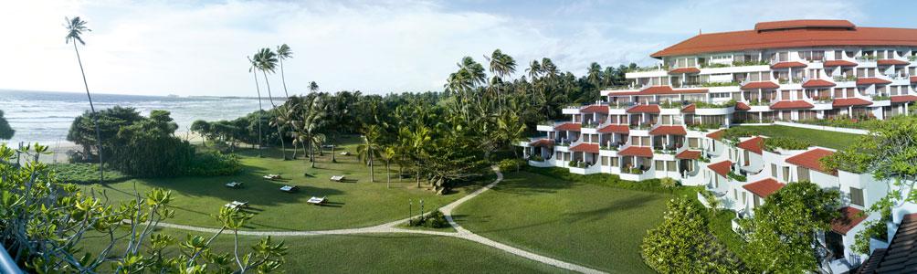 Vivanta Hotels & resorts by Taj 5* spiaggia di Bentota