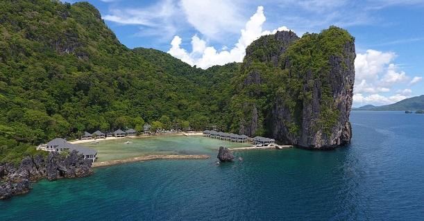 Palawan El Nido Lagen Island resort 5*