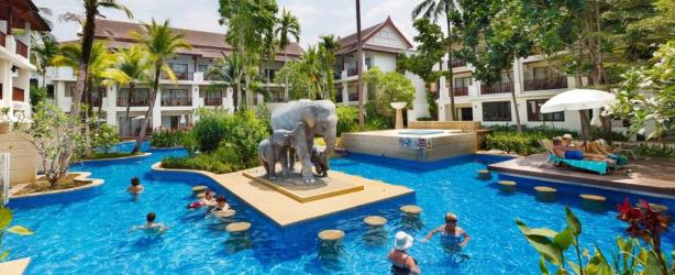 Aspara Beachfront Resort & Villas 4* - Khao Lak