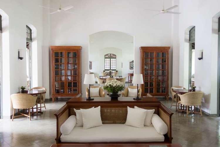 Amantaka Luxury resort