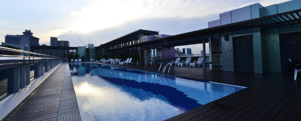 Chancellor Orchard Singapore Hotel 3*