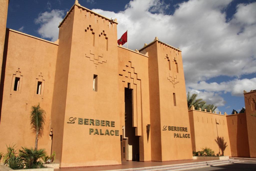 Le Berbère Palace