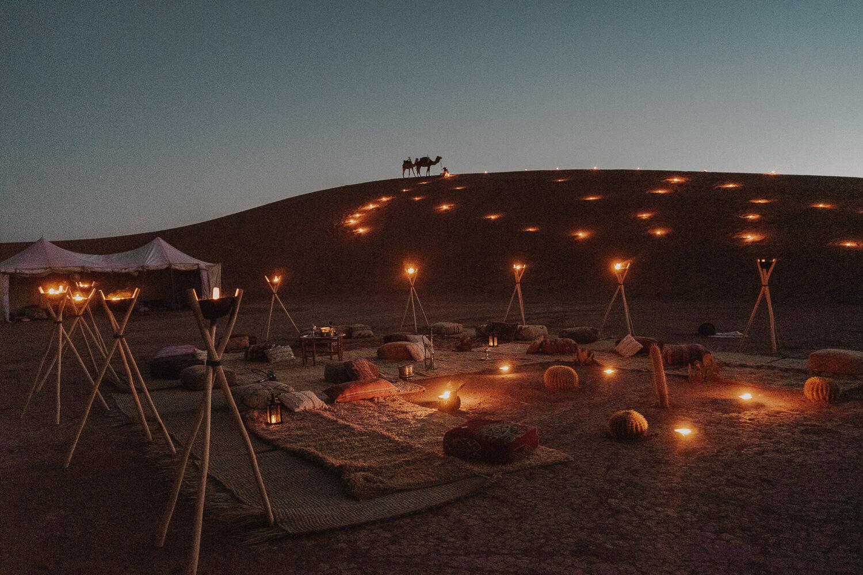 Unmya dune camp