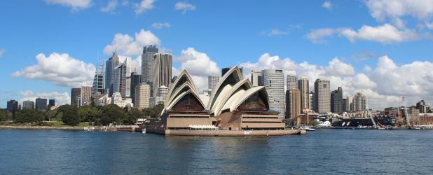 Le tre icone dell'Australia
