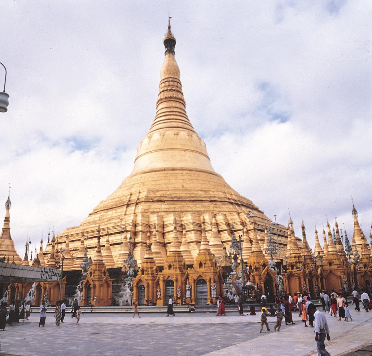 Estensione da Yangon - Tour Roccia d'Oro e Paan - Maw La Myaing