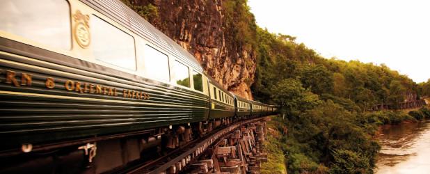 Treni di lusso: da Bangkok a Singapore