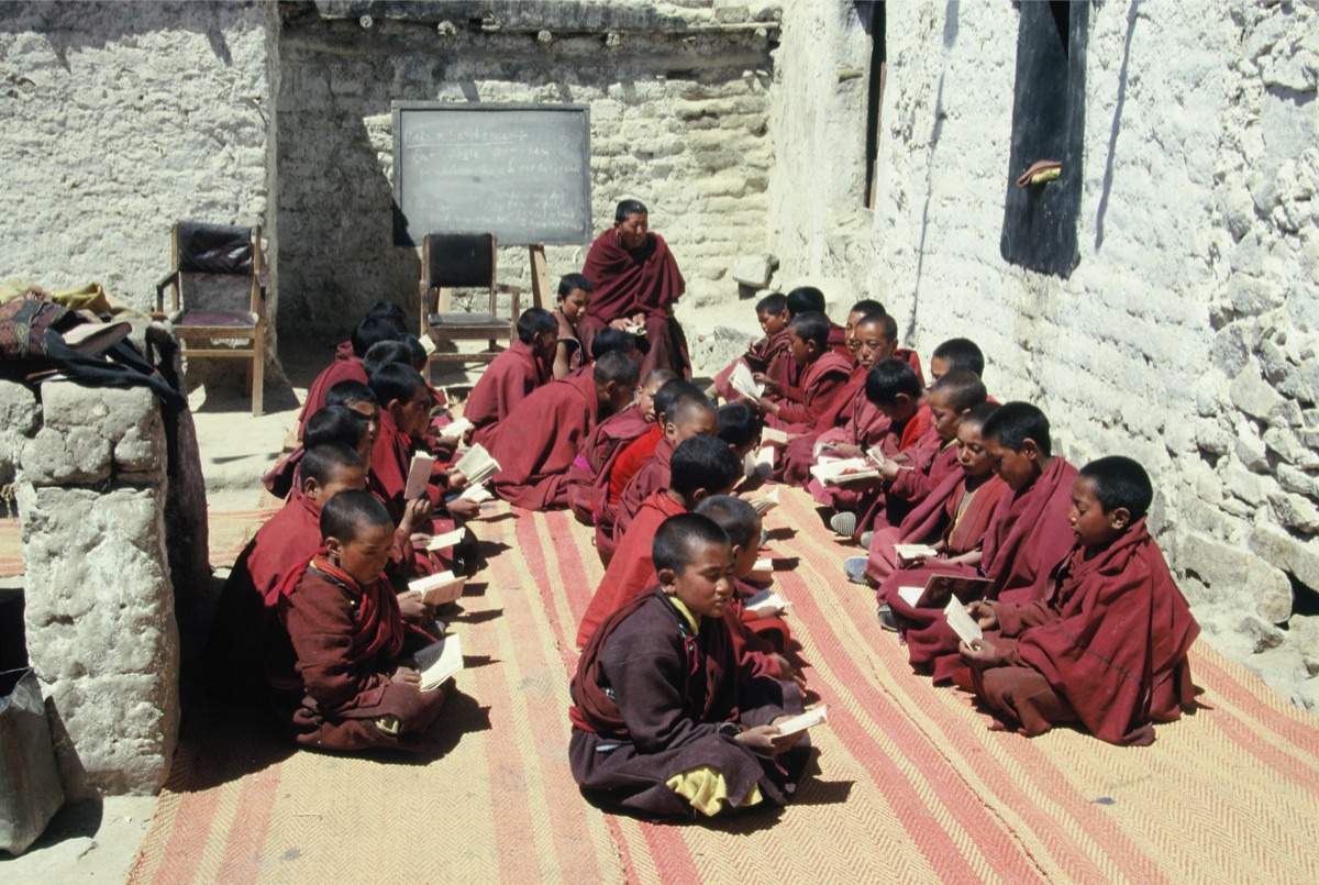 Tour nella valle dello Zanskar e possibile trekking