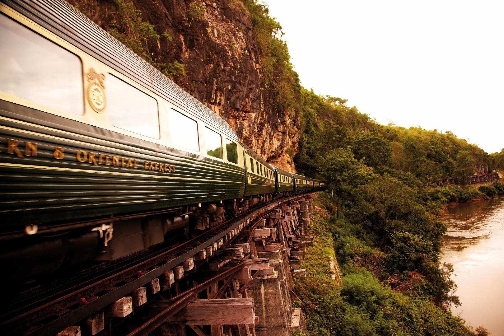 Treno da Singapore a Bangkok: tour classico