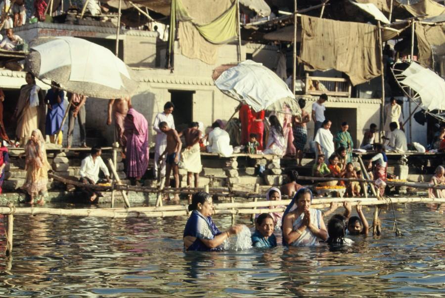 Tra storia e cultura da Bombay (Mumbai) a Varanasi con navigazione sul Gange