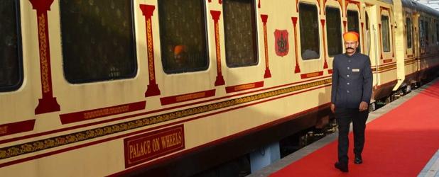 Alla scoperta del Rajasthan con il treno di lusso